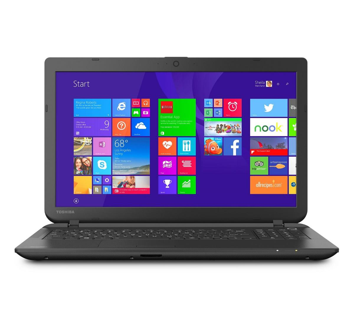 Toshiba Satellite C55-B5298 15.6-Inch Laptop
