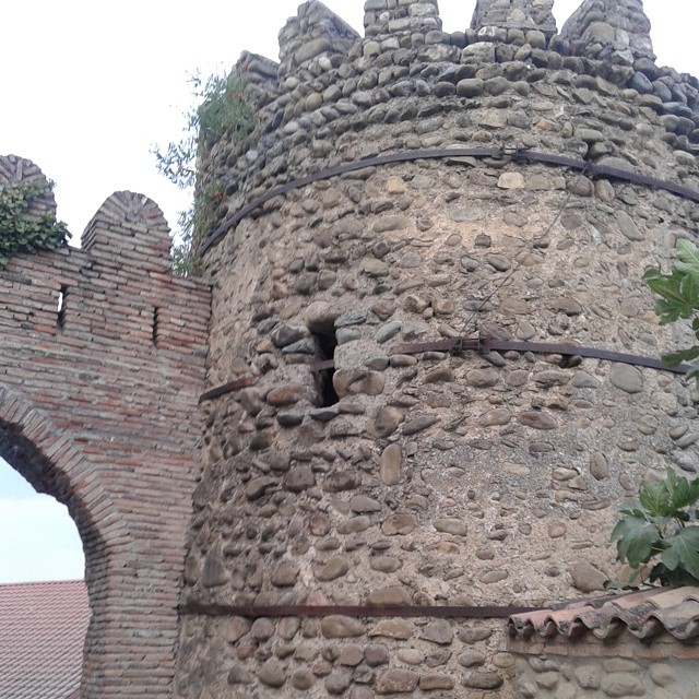 Sighnaghi Fortification Tower