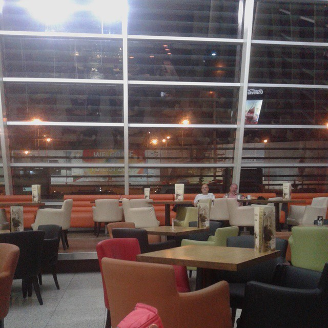 Indoor interior at Cafeteria
