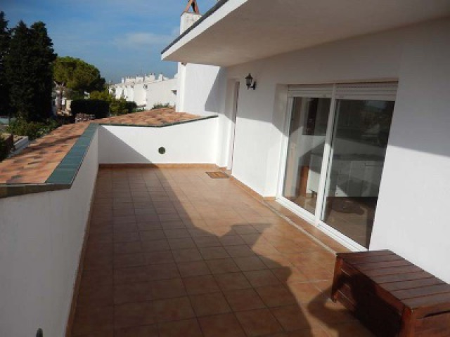 Apartment for rent in Sitges