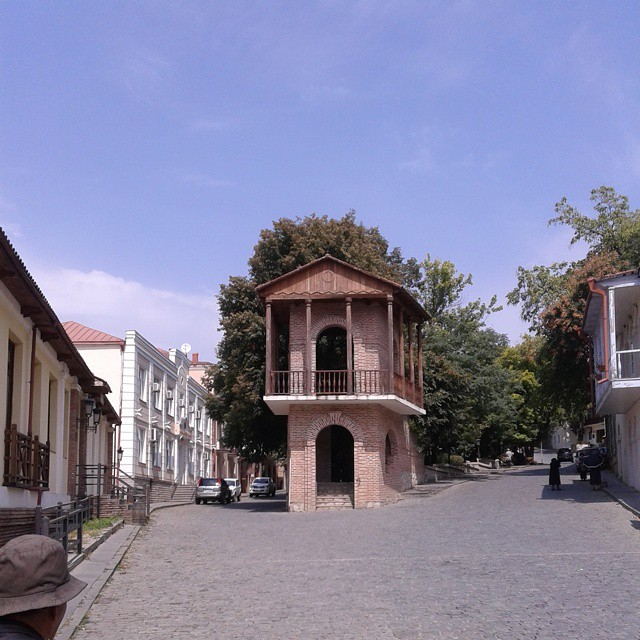 Tower in Sighnaghi