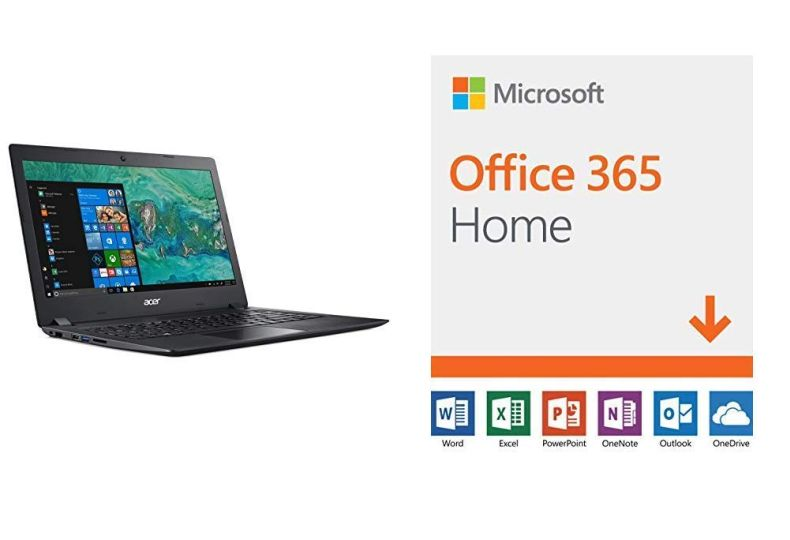 "Acer Aspire 1 A114-32-C1YA, 14"" Full HD laptop with Microsoft Office 365 Home 