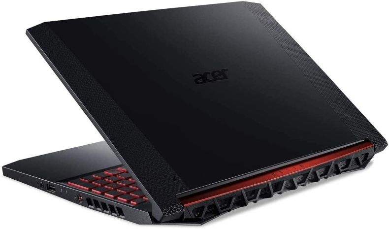 "Acer Nitro 5 Gaming Laptop, 144Hz 15.6"" FHD IPS, RTX 2060, Core i7-9750H 6-Core up to 4.50GHz, 16GB RAM, 1TB SSD, Killer Ethernet, Backlit KB, USB-C, AN515, Myrtix HDMI 2.0 Cable, Win 10"