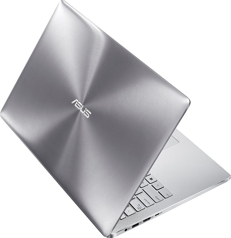 ASUS ZenBook Pro UX501VW 15.6-Inch 4K Touchscreen Laptop (Core i7-6700HQ CPU, 16 GB DDR4, 512 GB NVMe SSD, GTX960M GPU, Thunderbolt III, Windows 10 Home)
