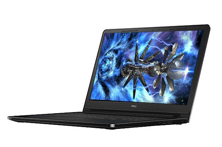 "2017 Dell Inspiron 14"" Premium High Performance Laptop PC Intel Celeron Processor 2GB Memory 32GB hard drive HDMI Bluetooth WIFI Webcam MaxxAudio Window 10-Black"