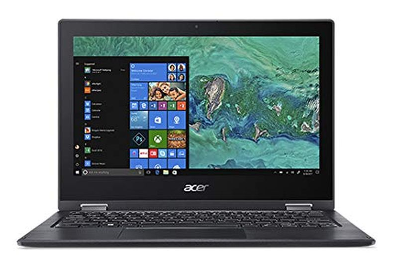Acer Spin 1 SP111-33-C6UV 11.6-Inch HD IPS Touch N4000 4GB 64GB Windows 10 S Mode