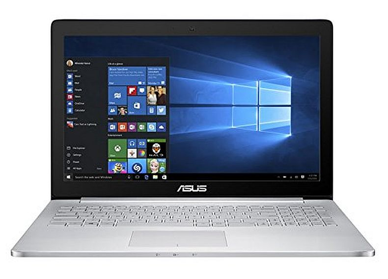 "ASUS ZenBook Pro UX501VW 15"" 4K Touchscreen Laptop (Core i7-6700HQ CPU, 16 GB DDR4, 512 GB NVMe SSD, GTX960M GPU, Thunderbolt III, Win 10 Cortana Premium)"