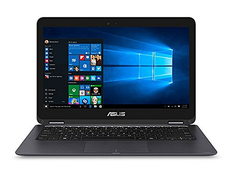 ASUS ZenBook Flip UX360CA-UBM1T 13.3-inch Touchscreen Convertible Laptop Core m3 8GB DDR3 256GB SSD with Windows 10