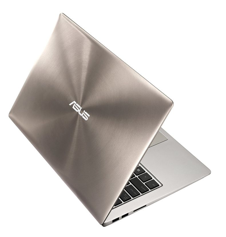 ASUS ZenBook UX303UA 13.3-Inch FHD (1920 x 1080) Touchscreen Laptop, Intel Core i5-6200U, up to 2.8GHz, 8 GB RAM, 256 GB SSD, USB 3.0, Windows 10 (64 bit)