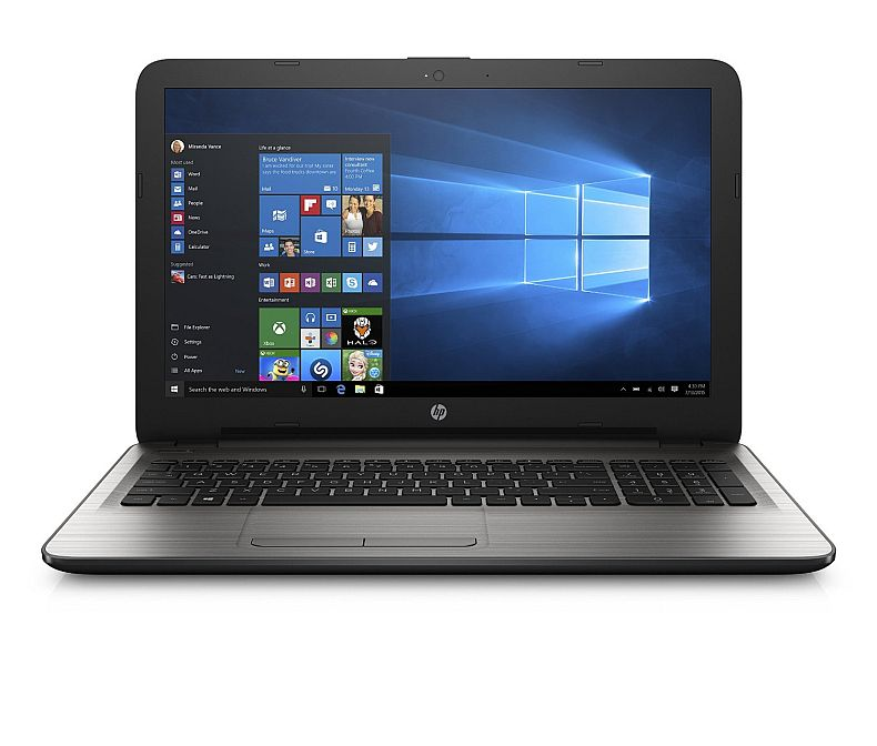 "HP 15-ay013nr 15.6"" Full-HD Laptop (6th Generation Core i5, 8GB RAM, 128GB SSD) with Windows 10"