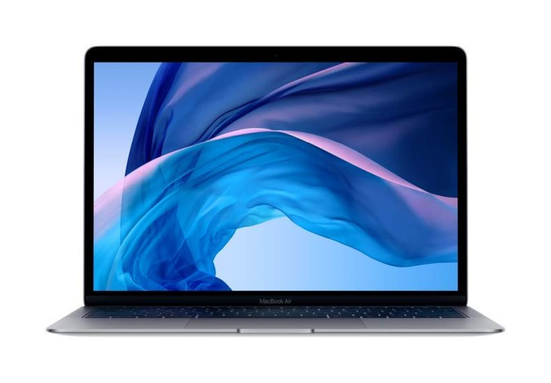 Apple MacBook Air (13-inch Retina display, 1.6GHz dual-core Intel Core i5, 128GB) - Space Gray (Latest Model)