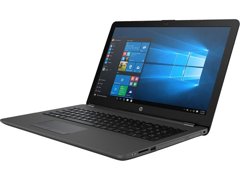 "HP 255 G6 15.6"" HD Wide Screen Business Laptop Computer, AMD A6-9220 up to 2.9GHz, 8GB DDR4, 256GB SSD, DVD-Writer, 802.11ac, USB 3.1, Bluetooth 4.2, HDMI, Windows 10 Professional"