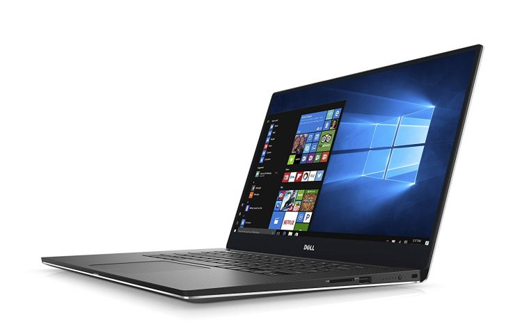 """Dell XPS9560-7001SLV-PUS 15.6"""" Laptop, 7th Gen Core i7 (up to 3.8 GHz), 16GB, 512GB SSD, Nvidia Gaming GPU GTX 1050"""