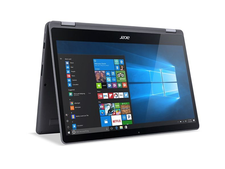 "Acer Aspire R 15 Convertible Laptop, 7th Gen Intel Core i7, GeForce 940MX, 15.6"" Full HD Touch, 12GB DDR4, 256GB SSD, R5-571TG-7229"