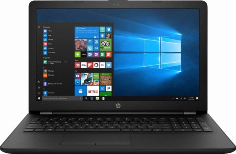 "Newest Premium Flagship HP Pavilion 15.6"" HD Widescreen LED Notebook Laptop (AMD CPU + 4GB RAM)"