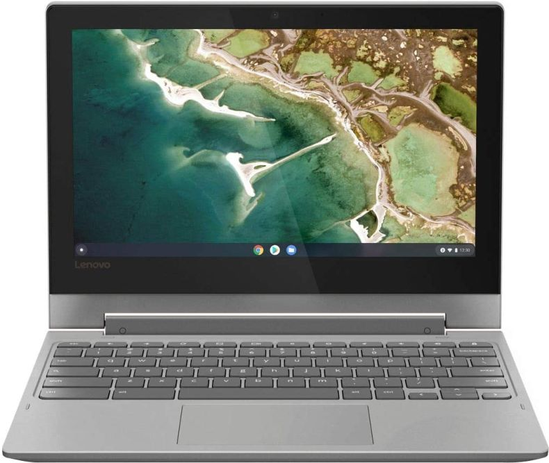 "Lenovo - Chromebook Flex 3 11"" MTK 2-in-1 11.6"" Touch Screen Chromebook - MediaTek MT8173C - 4GB Memory - 32GB eMMC Flash Memory - Platinum Grey - 82HG0000US"