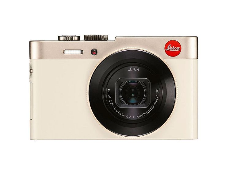 Leica C Camera 18485 12.1MP Mirrorless Digital Camera with 3-Inch LCD - Light Champagne Gold