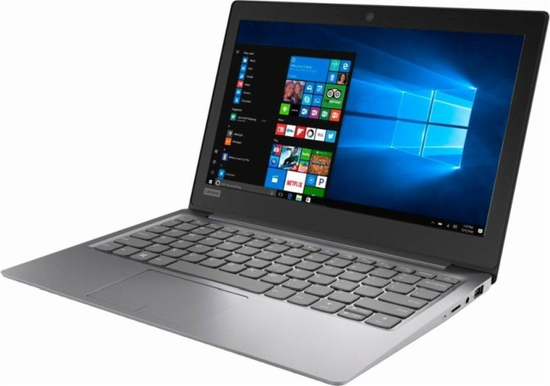 Lenovo IdeaPad Flagship High Performance 11.6 inch HD Laptop PC | Intel Celeron N3350 | 2GB RAM | 32GB | HDMI | USB Type-C | Bluetooth | Office 365 Personal | Windows 10 (Gray/N3350)