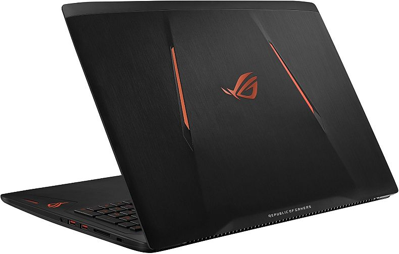 "ASUS ROG STRIX 15.6"" GL502VT-DS71 FHD Gaming Laptop, NVIDIA GTX970M 3GB VRAM, 16 GB DDR4, 1 TB HDD"