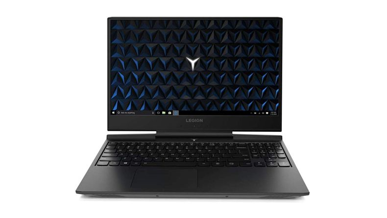 "Lenovo Legion Y7000 Gaming Laptop, 15.6"" FHD IPS Anti-Glare Laptop (Intel Core i7-8750H Processor, Nvidia GTX 1060, 16 GB DDR4, 1 TB HDD + 128 GB PCIe SSD, Windows 10 Home) 81LF0001US, Black"