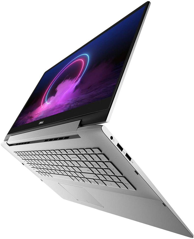 "2020 Latest Business Laptop Dell Inspiron 17 7000 2-in-1 Laptop 17.3"" QHD Touch-Screen 11th Gen Intel Core i7-1165G7 32G RAM 512G Nvme SSD GeForce MX350 Thunderbolt 4 Window 10 Pro TD USB HUB 3.0"