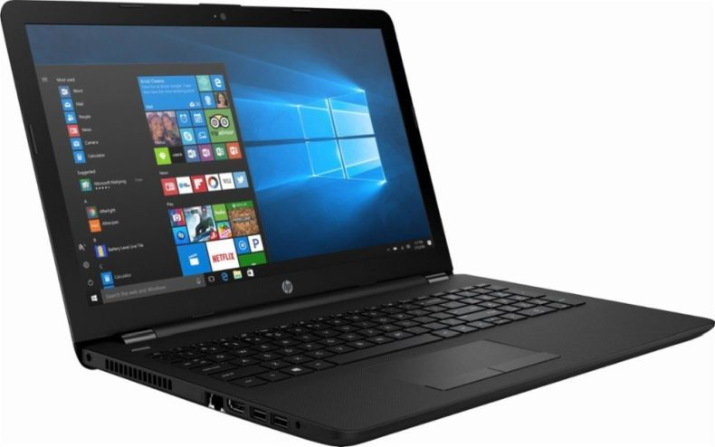 "HP 15.6"" Laptop Computer with AMD A6-Series Processor, 4GB Ram, AMD Radeon R4 Graphics, 500GB Hard Drive, Bluetooth 4.0, HDMI, USB 3.1, DVD-RW Reader, Windows 10 Home 64bit (No Touch)"