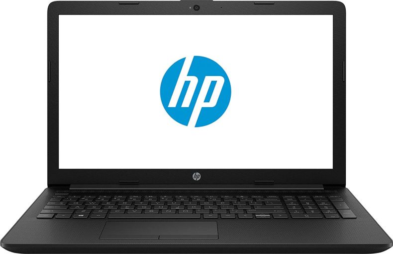 "HP 15 Laptop 15.6"", AMD Ryzen 5 2500U, AMD Radeon Vega 8 Graphics, 1TB HDD, 8GB SDRAM, 15-db0069wm, Jet Black"