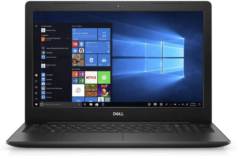 2020 Dell Premium Inspiron 15 3583 15.6 Inch FHD Laptop (Intel Core i7-8565U up to 4.6 GHz, 32GB RAM, 1TB SSD, Intel UHD Graphics 620, WiFi, Bluetooth, HDMI, Windows 10)