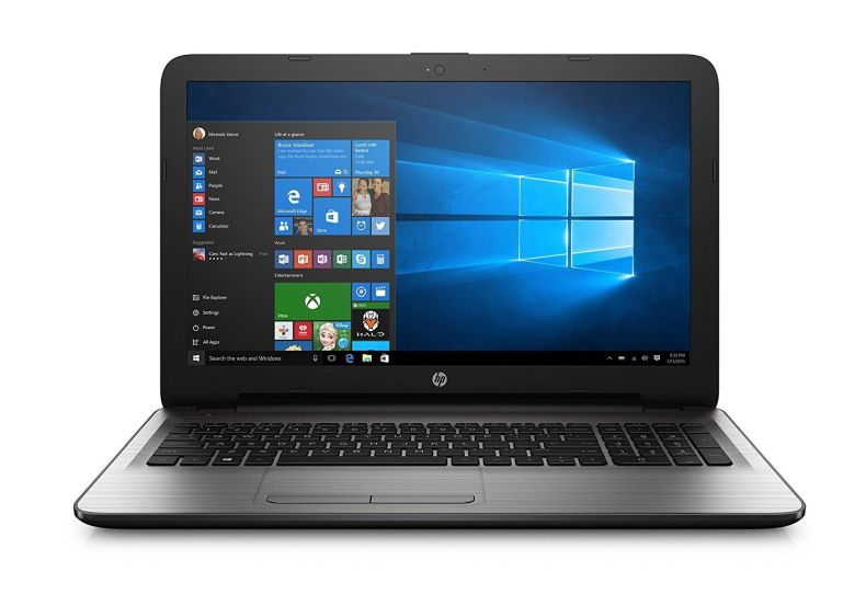 2017 Newest Premium HP High Performance Laptop PC 15.6-inch HD+ Display Intel Pentium Quad-Core Processor 8GB RAM 500GB HDD WIFI DVD HDMI Bluetooth Windows 10