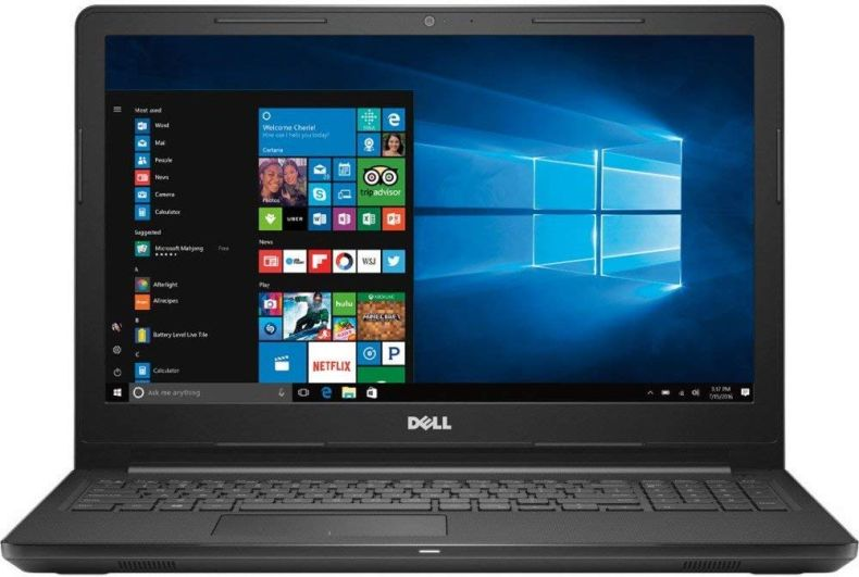 "Dell - Inspiron 15.6"" Laptop - Intel Core i3 - 8GB Memory - 1TB Hard Drive - Black"