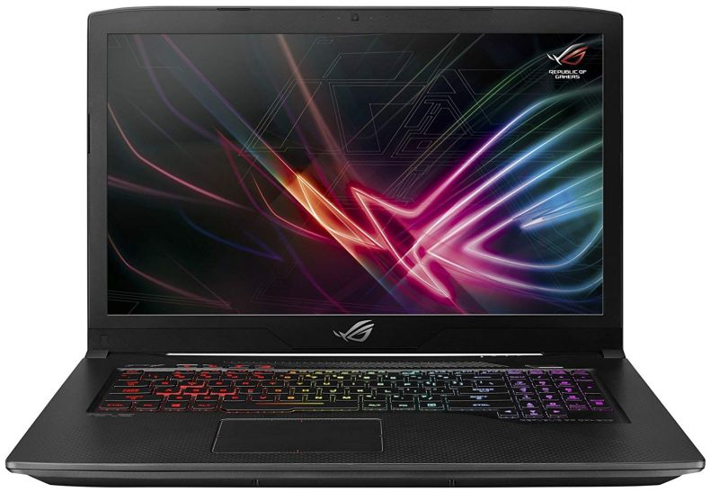 "XPC ROG Strix GL703GS VR Ready Gaming Laptop (Intel 8th Gen i7-8750H, 32GB RAM, 500GB NVMe SSD + 1TB SSHD, NVIDIA GTX 1070 8GB, 17.3"" Full HD 144Hz 3ms, Windows 10) Gamers Notebook"