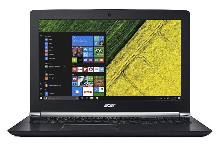 "Acer Aspire V 15 Nitro Black Edition, Core i7, GeForce GTX 1060, 15.6"" Full HD, 16GB DDR4, 256GB SSD, 1TB HDD, VN7-593G-73KV"