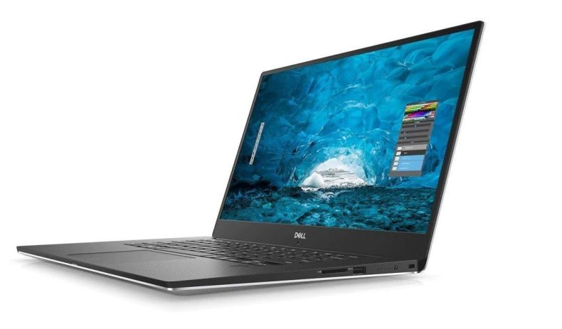 "New Dell XPS 15 9570 Gaming Laptop 8th Gen Intel i9-8950HK 6 cores NVIDIA GTX 1050Ti 4GB 15.6"" 4K UHD Anti-Reflective Touch + Compatible Premium Genuine Leather Briefcase (1TB SSD