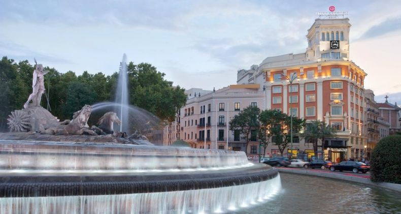 NH Collection Madrid Paseo del Prado