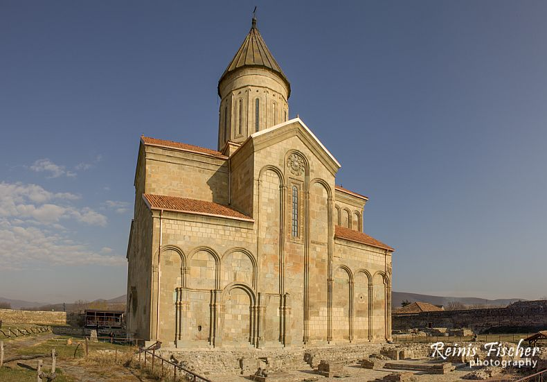 Samtavisi cathedral