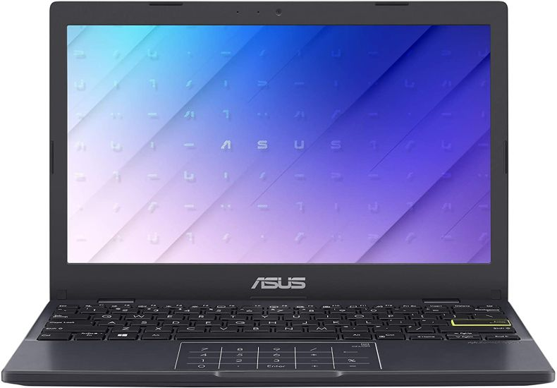 "ASUS Laptop L210 Ultra Thin Laptop, 11.6"" HD Display, Intel Celeron N4020 Processor, 4GB RAM, 64GB Storage, NumberPad, Windows 10 Home in S Mode with One Year of Microsoft 365 Personal, L210MA-DB01"
