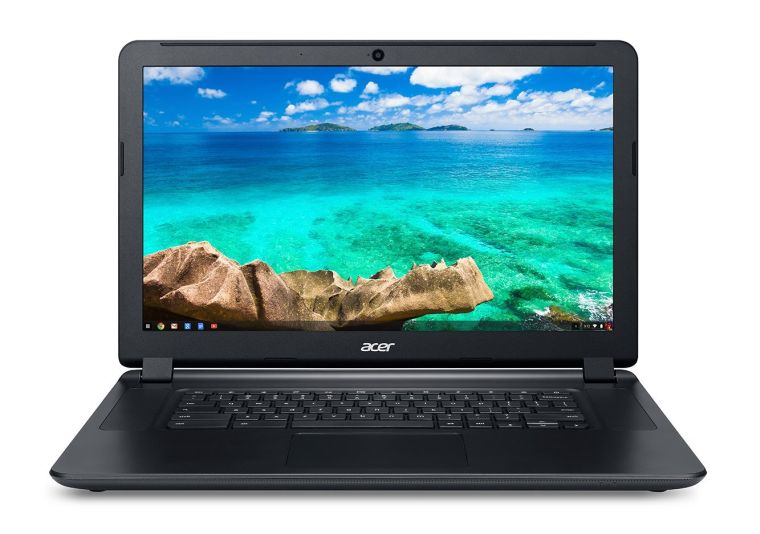 Acer Chromebook 15 C910-C453 (15.6-inch HD, Intel Celeron, 4GB, 16GB SSD)