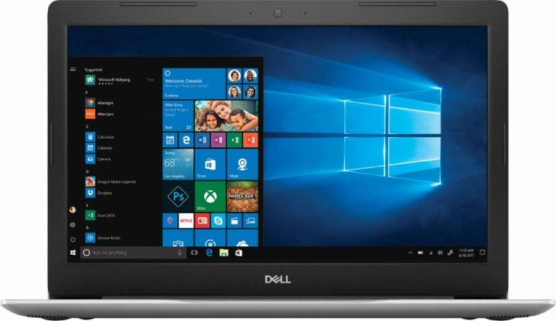 2018 Premium Flagship Dell Inspiron 15 5000 15.6 Inch FHD Touchscreen Laptop (AMD Ryzen 5 2500U up to 3.6GHz (>i7-7500U), AMD Radeo Vega 8, Backlit Keyboard, WiFi, Windows 10) Choose Your RAM and SSD