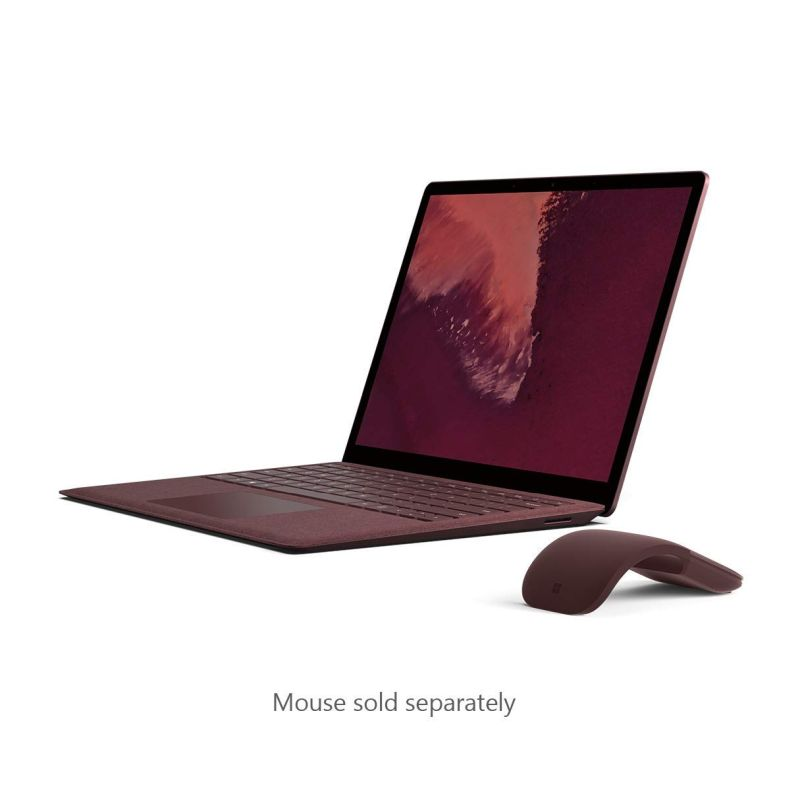 Microsoft Surface Laptop 2 (Intel Core i5, 8GB RAM, 256GB) - Burgundy (Newest Version)