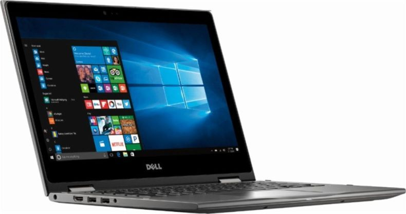 2018 Premium Dell Inspiron 13 7000 13.3 inch FHD Touchscreen 2-in-1 Laptop (AMD Ryzen 5 2500U up to 3.6 GHZ (Beat i7-7500U), Radeon Vega 10, Backlit Keyboard, WiFi, Windows 10) Choose Your RAM and SSD