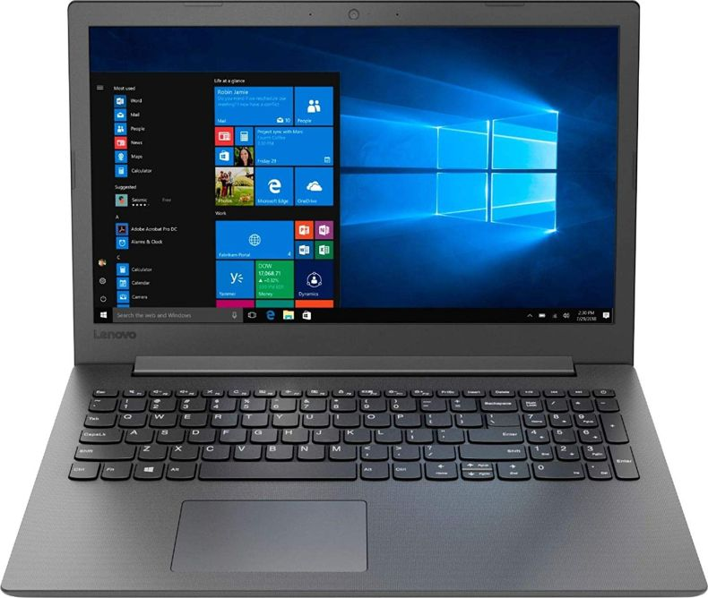 "Lenovo 2019 15.6"" HD Laptop Computer, AMD A6-9225 2.6GHz, DVDRW, 802.11ac WiFi, Bluetooth, USB 3.0, HDMI, Windows 10, Choose 4GB 8GB 16GB DDR4 RAM, 500GB 1TB HDD / 128GB 256GB 512GB 1TB SSD"