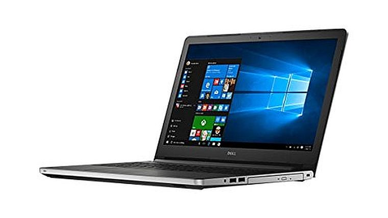 "Dell Inspiron 15 5000 15.6"" FHD Touchscreen Laptop, Intel Core i5-6200U, 8 GB RAM, 1 TB HDD, DVD, Backlit keyboard, HDMI, Bluetooth, 802.11ac, RealSense 3D Webcam, Windows 10-MaxxAudio Pro"
