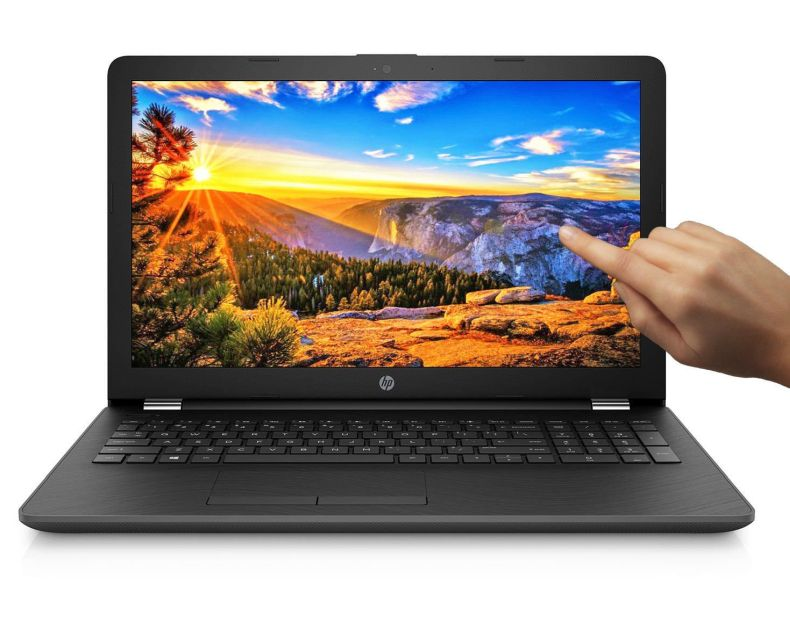 HP 15.6-Inch HD Touchscreen Laptop (Intel Quad Core Pentium N3710 1.6GHz, 4GB DDR3L-1600 Memory, 500 GB HDD, DVD Burner, HDMI, HD Webcam, Win 10)