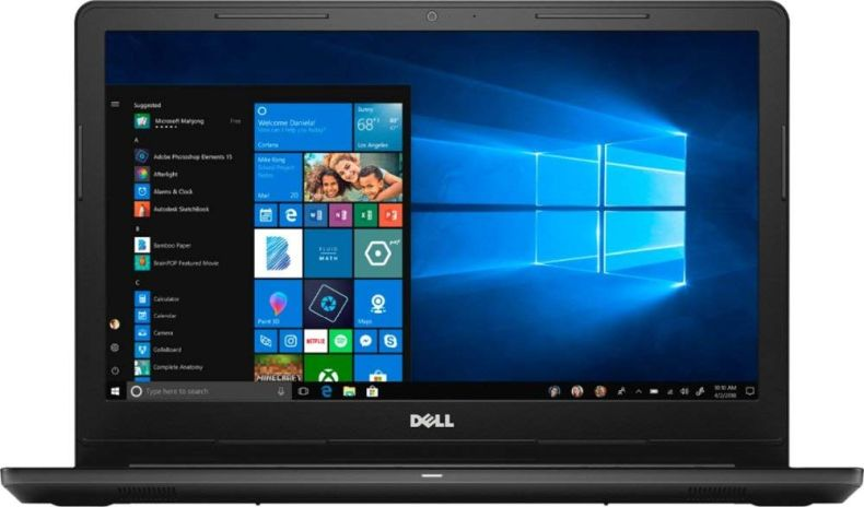 2019 Newest Dell Premium Inspiron 15.6-inch Touch-Screen HD Laptop, Intel i3-7130U, 2.7GHz Processor, 8GB|12GB|16GB RAM, 128GB| 256GB| 512GB|1TB SSD, WiFi, HDMI, Webcam, Bluetooth, Windows 10