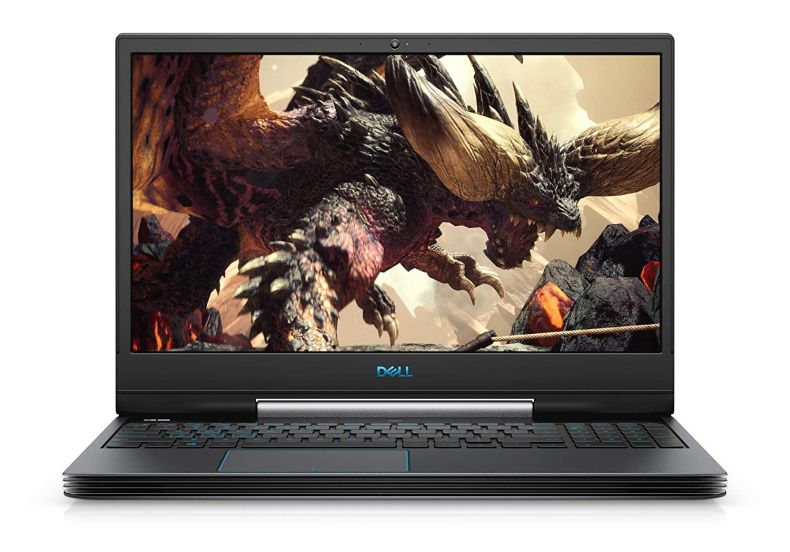 "Newest Generation Dell G5 15"" Gaming Laptop, G5590-7679BLK-PUS, 9th Gen Intel Core i7-9750H,16GB DDR4 2666MHz RAM,256G SSD + 1TB HDD, NVIDIA GeForce GTX 1650, Backlit Keyboard"