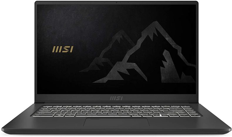 "MSI Summit B14 A11M-076 14"" FHD Ultra Thin and Light Professional Laptop Intel Core i7-1165G7 Intel IrisXe 16GB DDR4 1TB NVMe SSD Win10PRO, Ink Black"