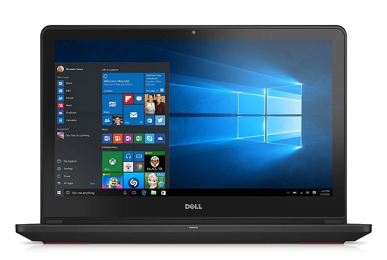 Dell Inspiron i7559-2512BLK 15.6 Inch FHD Laptop (6th Generation Intel Core i7, 8 GB RAM, 1 TB HDD + 8 GB SSD) NVIDIA GeForce GTX 960M