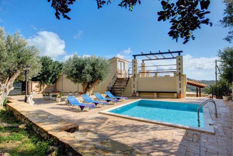 Holiday home Triopetra