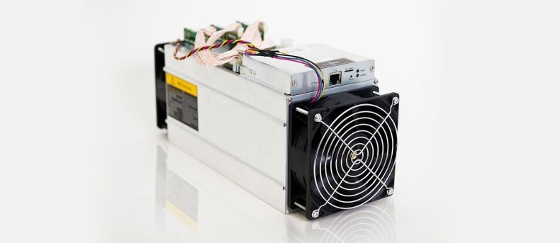 Antminer S9 13.5 TH/s @ 0.098W/GH 16nm ASIC Bitcoin (BTC) and Bitcoin Cash (BCH) Miner