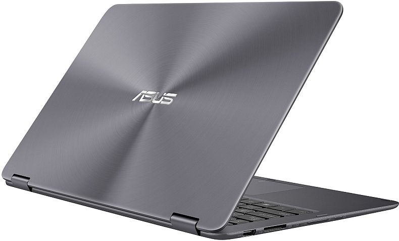 ASUS ZenBook Flip UX360CA 13.3-inch Touchscreen Laptop (Intel Core M CPU, 8 GB RAM, 512 GB Solid State Drive) with Windows 10